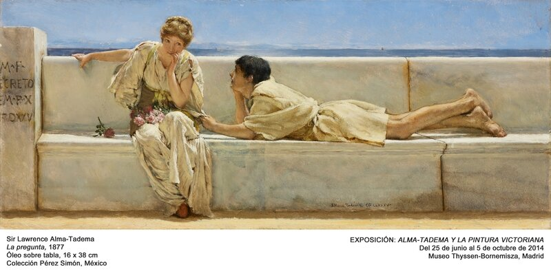 La belleza de la pintura victoriana se instala en el Thyssen 96511706_o