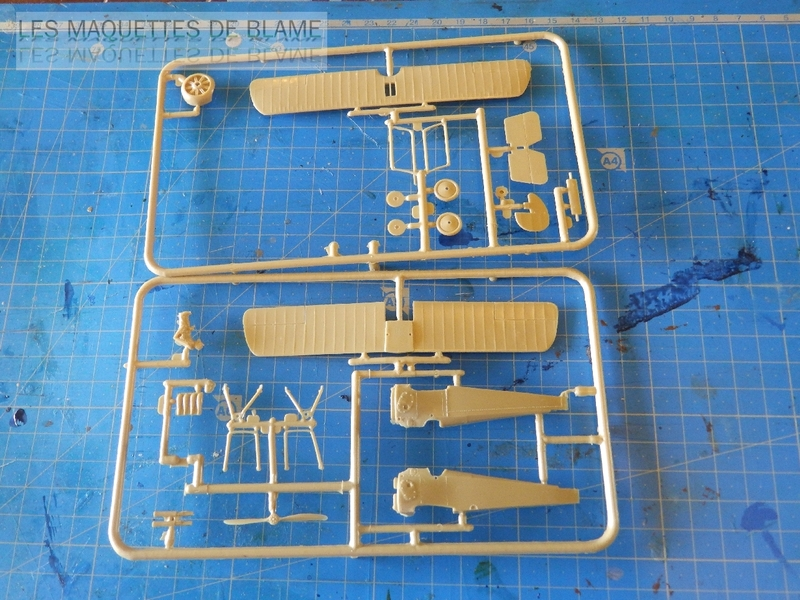 SOPWITH CAMEL F-1 [1/72] (N°3 NAVAL SQN, ROYAL NAVAL AIR SERVICE WALMER, DECEMBRE 1917) 116377474