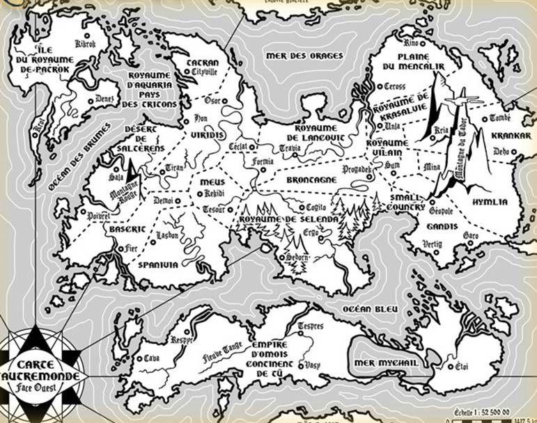 Similitudes Gwendalavir+monde de l'est / Westeros+Essos 72016067