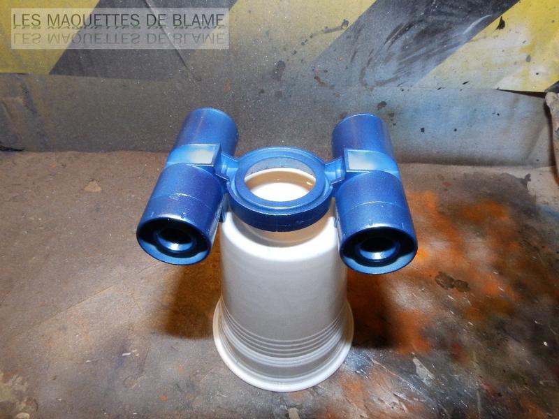 RB-79 MOBILE POD BALL VER.KA (BANDAI) [peinture externe bleu métal] RG 1/100 113845731