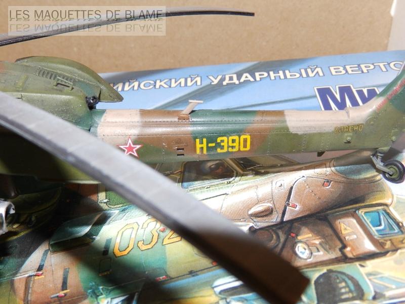 MIL MI-28A HAVOC PROTOTYPE NO32 (ZVEZDA) 1/72 111744101