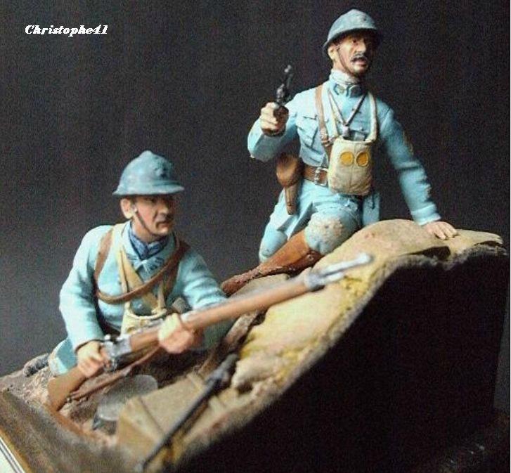 Vitrine de Christophe41 ( le 30.12.2019 : buste légionnaire 1918) - Page 7 114400718_o