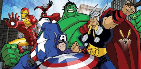 Avengers : rassemblement [2013] [S.Anim.] 66771632