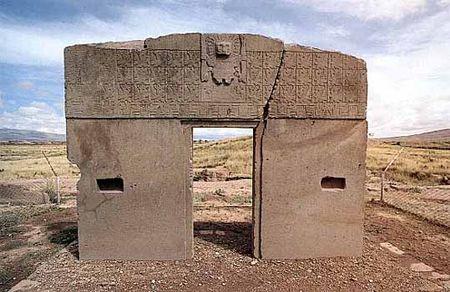 Cité de Tiahuanaco, Tiwanaku (en aymara) - Bolivie 32183086_p