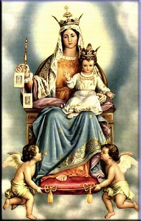 8 au 16 juillet Neuvaine à Notre Dame du Mont Carmel 13708102