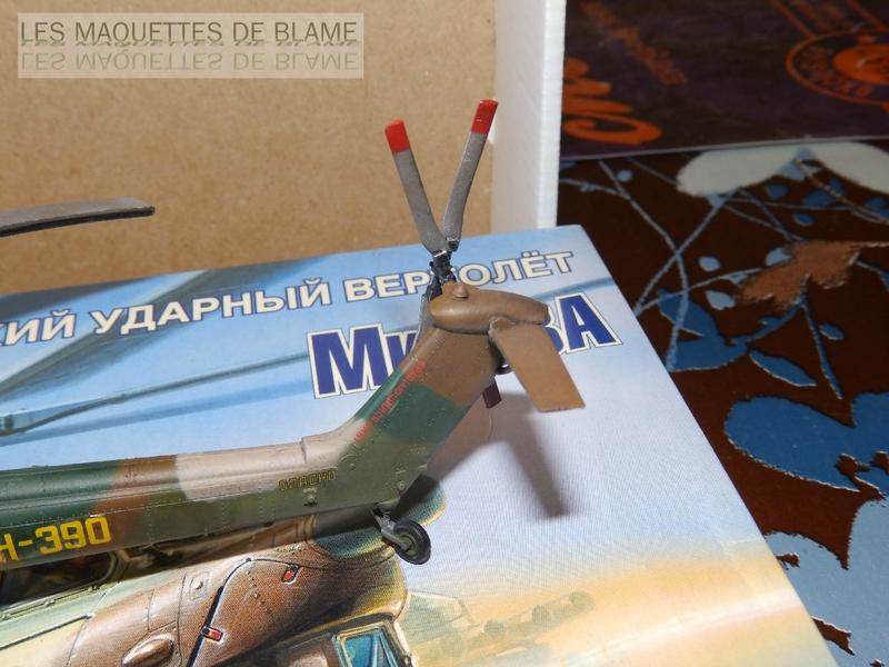 MIL MI-28A HAVOC PROTOTYPE NO32 (ZVEZDA) 1/72 111744098
