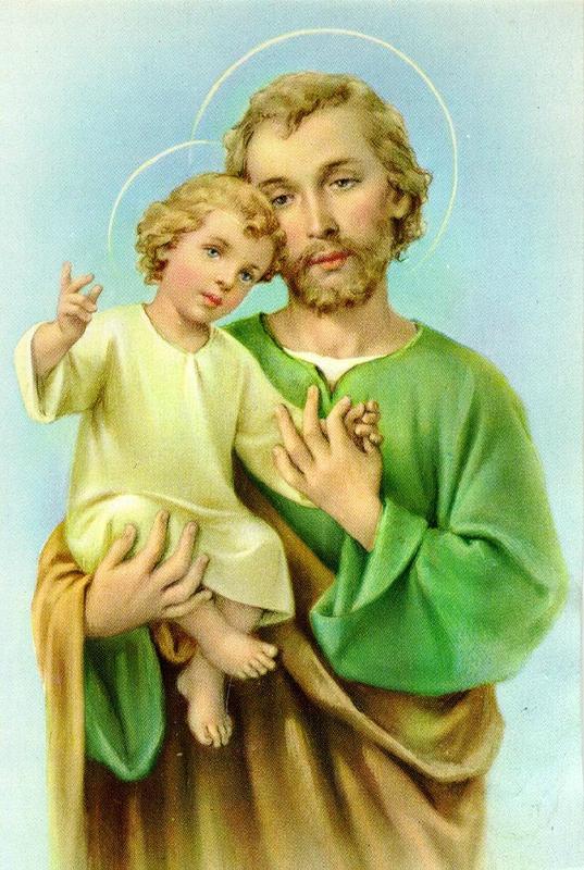 Prières en l'honneur de Saint Joseph. 92292712