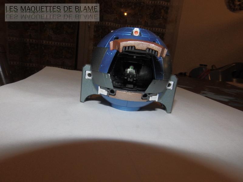 RB-79 MOBILE POD BALL VER.KA (BANDAI) [peinture externe bleu métal] RG 1/100 113628560