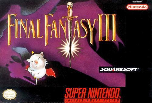 Final Fantasy 6 Jaquette-ffvi