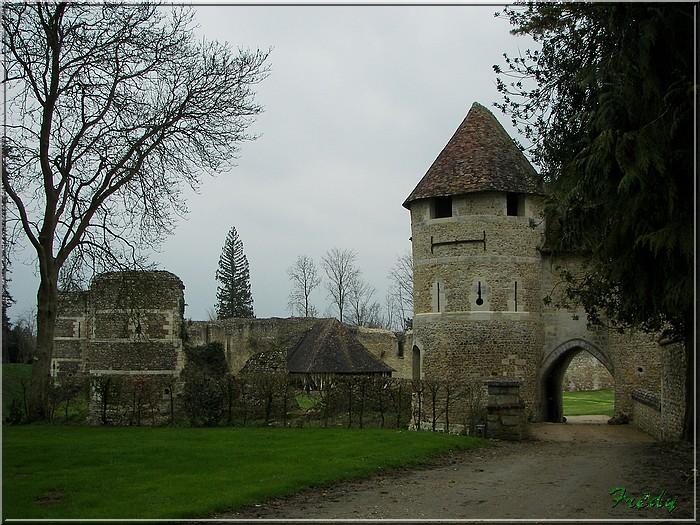 Le château d'Harcourt 20070324_006
