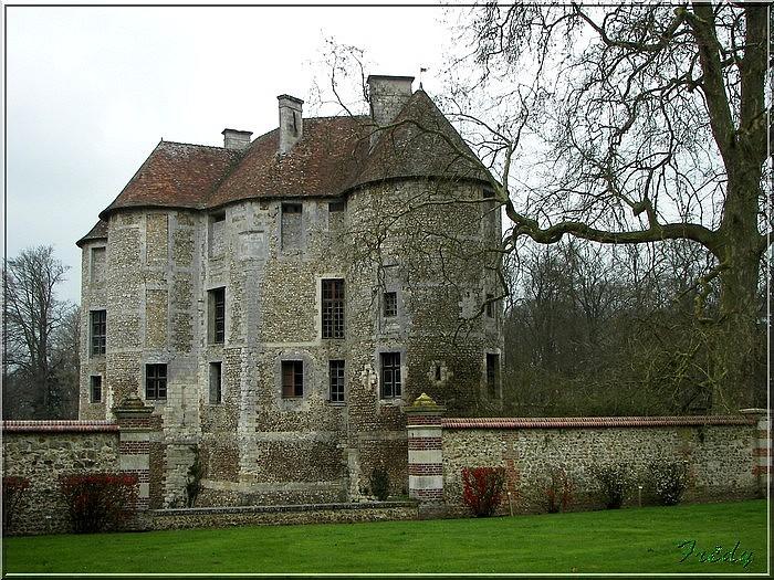 Le château d'Harcourt 20070324_009