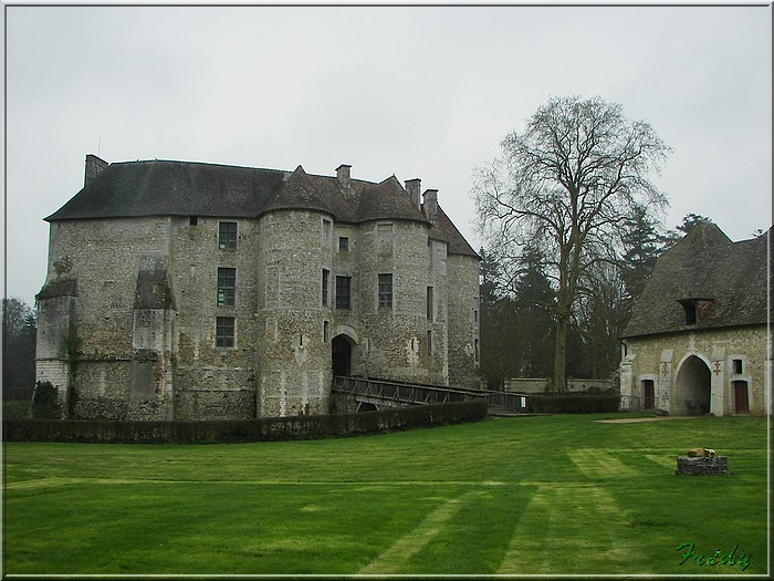Le château d'Harcourt 20070324_039