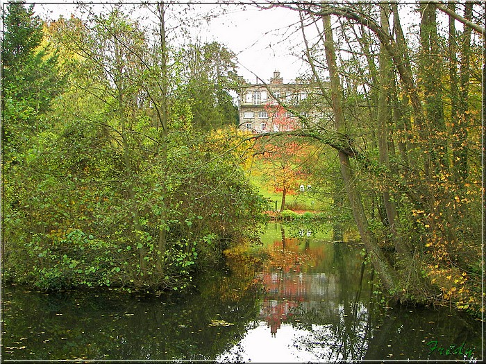 L'automne à l'étang de Croth 20071108_004