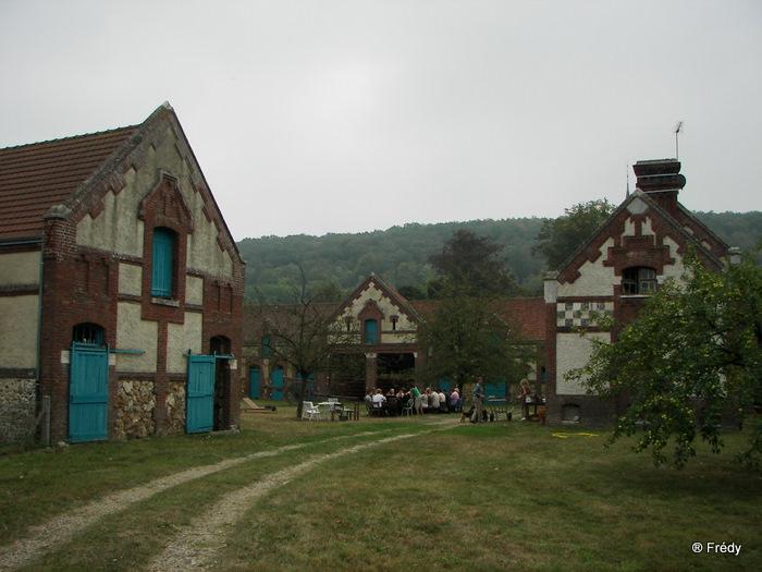 La ferme d'Amfreville et le moulin d'Hondouville 20090920_002