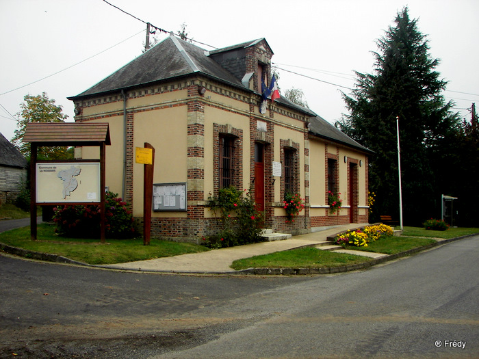 Circuit des Moulins à La Houssaye 20091009_001