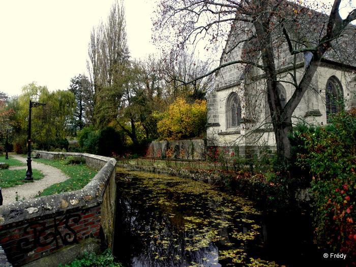 Les étangs de Damville et Le Sacq 20101108_002