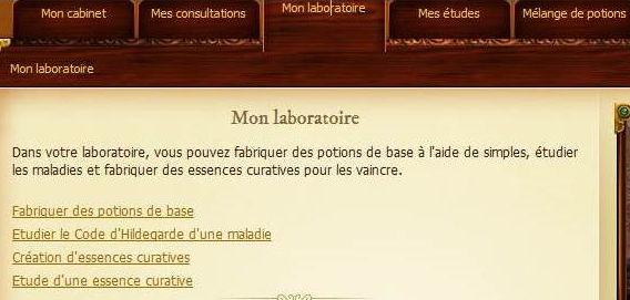 [Guide] Le Cabinet Médical de A à Z (by Evenice06) Mon_labo