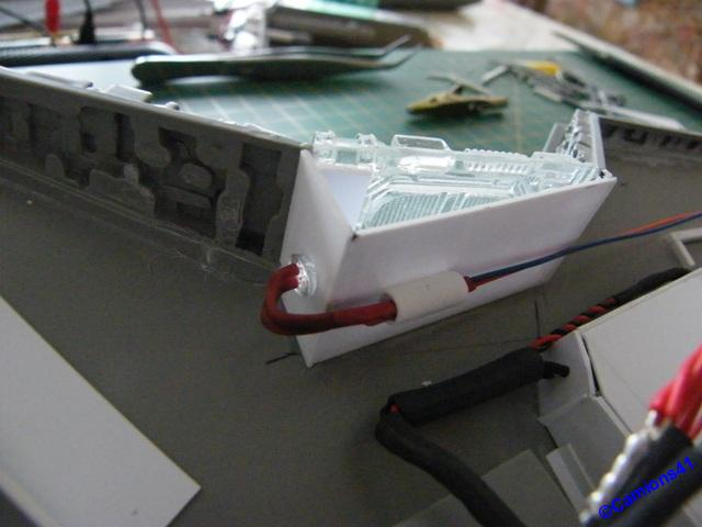REPUBLIC STARDESTROYER REVELL - MONTAGE & ECLAIRAGE - Page 6 SSCF0852