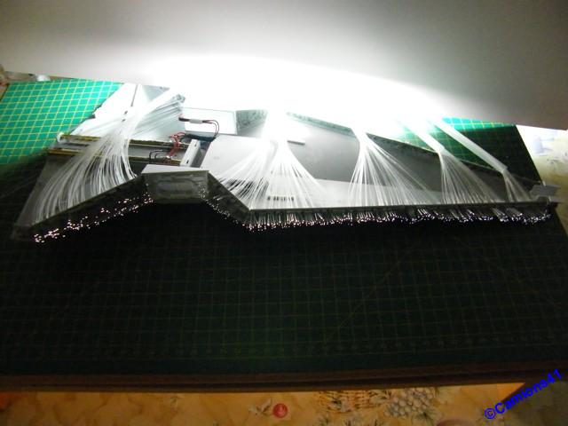 REPUBLIC STARDESTROYER REVELL - MONTAGE & ECLAIRAGE - Page 7 SSCF2099