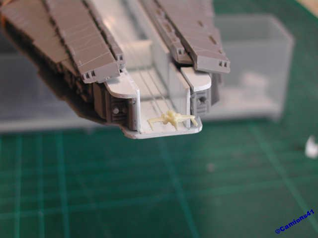 REPUBLIC STARDESTROYER REVELL - MONTAGE & ECLAIRAGE - Page 4 SSCN7279