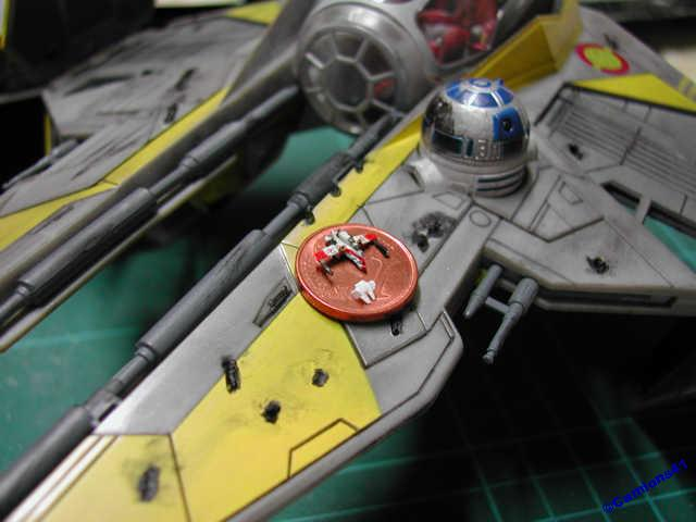REPUBLIC STARDESTROYER REVELL - MONTAGE & ECLAIRAGE - Page 4 SSCN7326