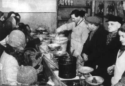 Le ghetto de Varsovie Ghetto_cantine