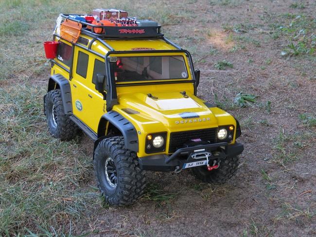 Un nouveau membre de la Sarthe 72 : SJI-TRX4 TRX4006