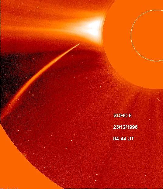 SOHO, satellite d'observation du Soleil Soho6_C2