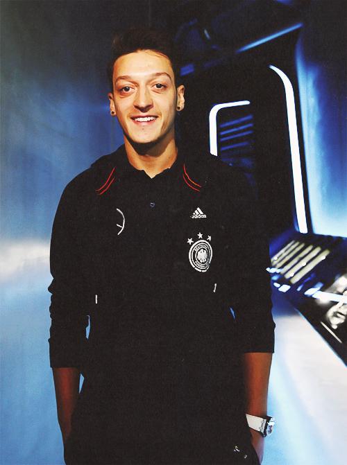 Mesut Ozil. Mesut