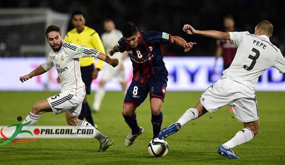 ريال مدريد يتوج بكأس العالم للأندية 1419110115