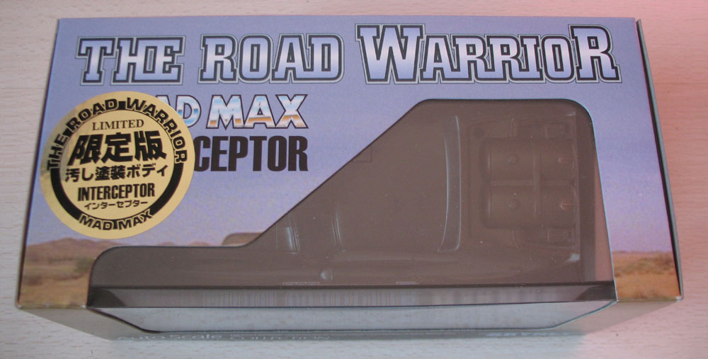 Carrosserie Skynet MAD MAX Dirty - The Road Warrior AutoScaleMadMaxDirty02-1000