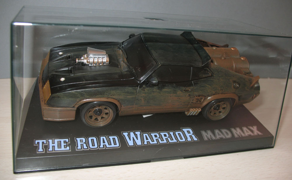 Carrosserie Skynet MAD MAX Dirty - The Road Warrior AutoScaleMadMaxDirty05-1000