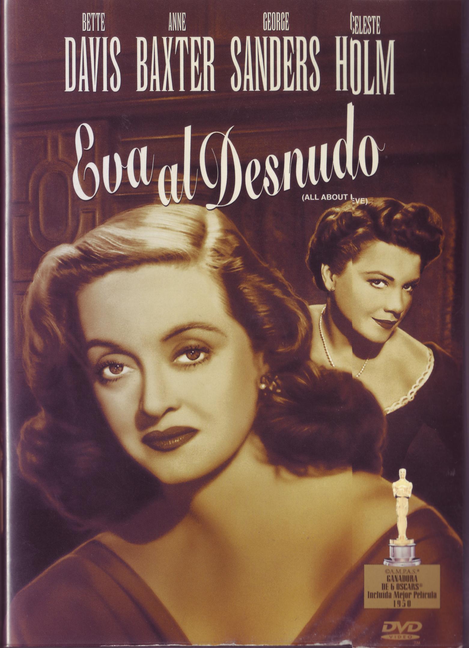 Películas de los años 50 Eva_al_desnudo