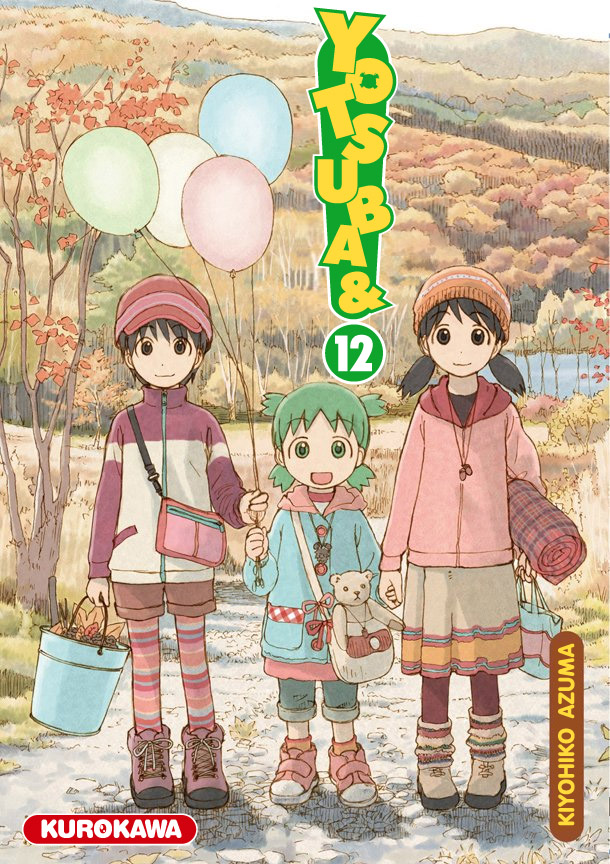 [MANGA] Yotsuba&! - Page 2 Yotsuba-12-jaquette
