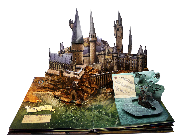 sapin, décos Noël HP Hogwarts-lg