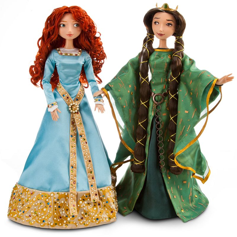 Rebelle - Page 40 Merida-and-Queen-Elinor-Doll-Set1