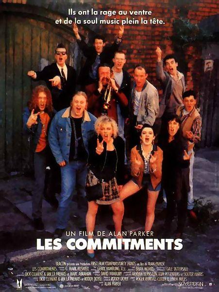 """Rory dans le film """"The commitments"""" de Alan Parker ? Les-Commitments"""