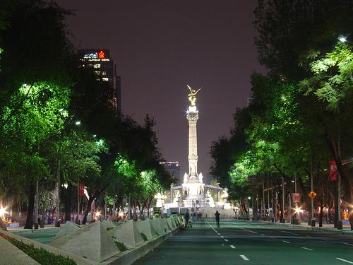 Muéstranos tu Ciudad/Pueblo o País Paseo-La-Reforma