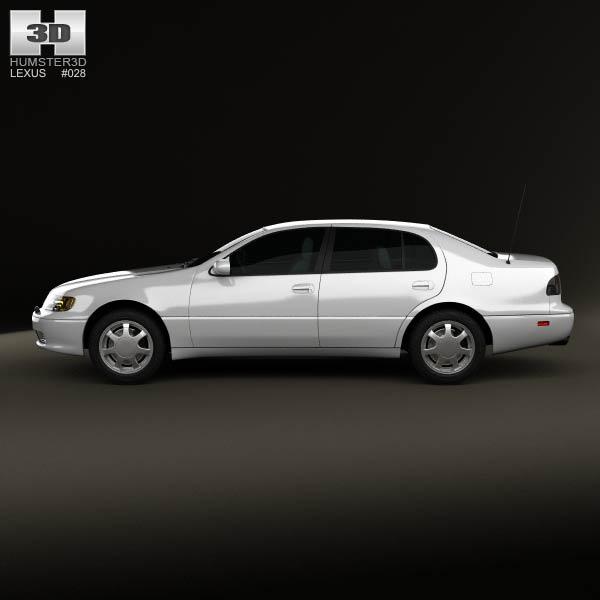 [Sujet officiel] Le process design (maquette à la série) - Page 16 Lexus_GS_S130_1997_600_lq_0005