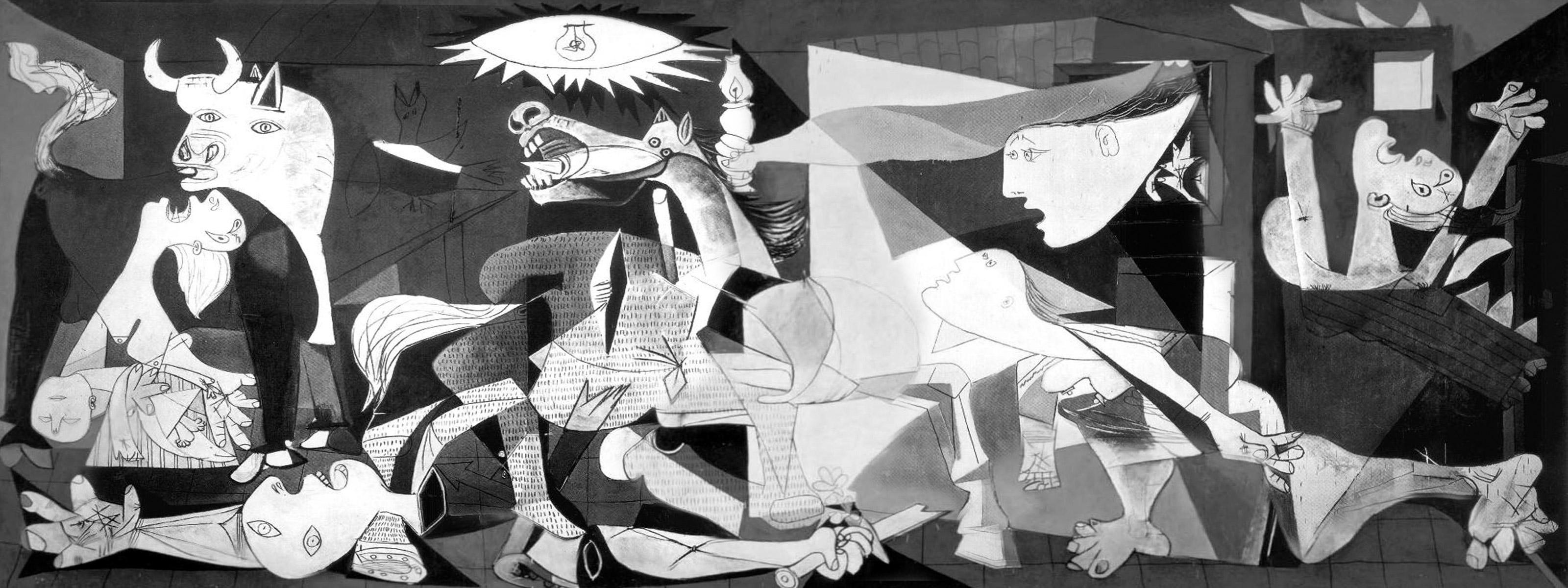 Αγαπημένα Έργα Τέχνης Guernica