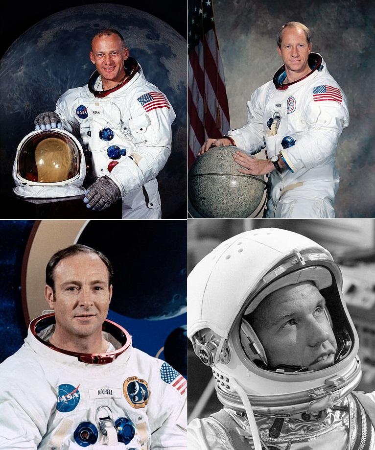 Астронавты, уверяющие, что видели НЛО и пришельцев, успешно прошли акустический тест на новейшем детекторе лжи  87721559