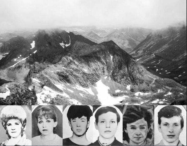Безумие и кровь из ушей: Странная гибель шести туристов в горах Прибайкалья в 1993 году 01735100