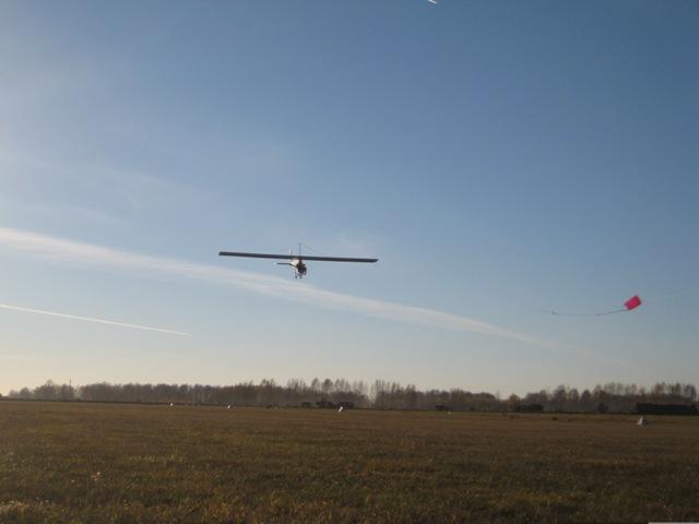 Студенты НГТУ испытали новый летательный аппарат (фото) 904792340