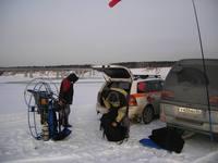 Сибирские Чкаловы - полеты под мостом Thumb_1