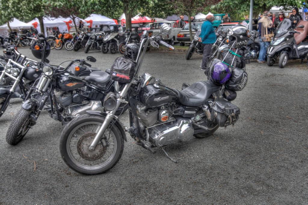 CR & Photos : TSO 23-24/05/2015 : Durfort (81) , Expo. Autos / Motos Harley US + Concerts  Durfort%2011