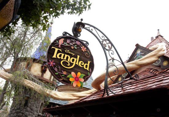 [Disneyland Park & Magic Kingdom] Meet & Greet Tangled Dtd584345SMALL