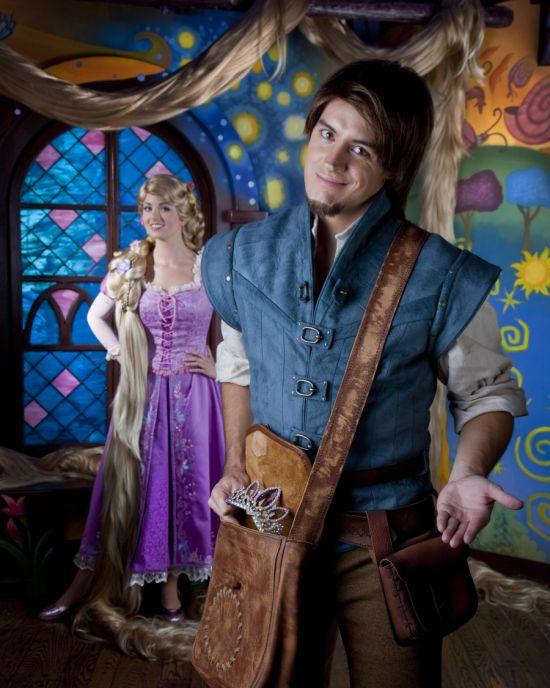 [Disneyland Park & Magic Kingdom] Meet & Greet Tangled Flr583245SMALL