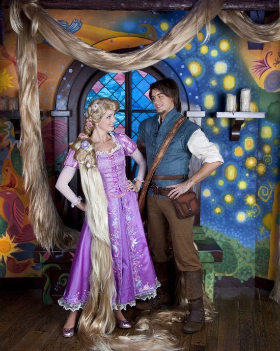 [Disneyland Park & Magic Kingdom] Meet & Greet Tangled Rap586478SMALL