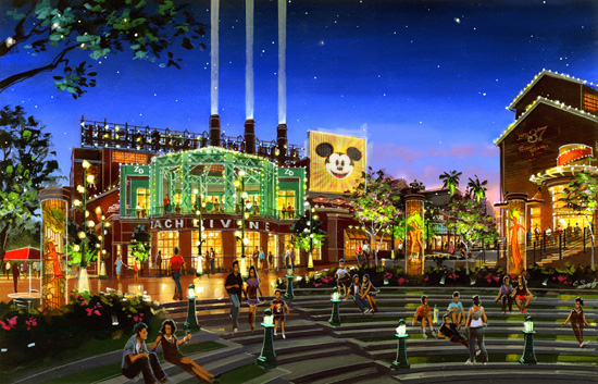 [Walt Disney World Resort] Disney Springs Hwd002556SMALL