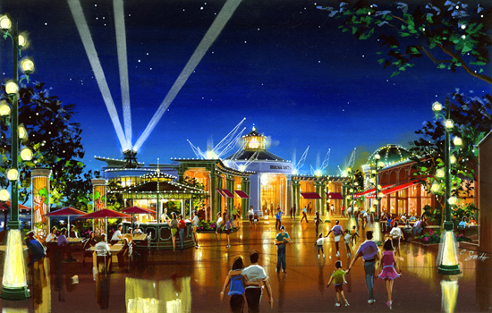 [Walt Disney World Resort] Disney Springs Hwd003445SMALL